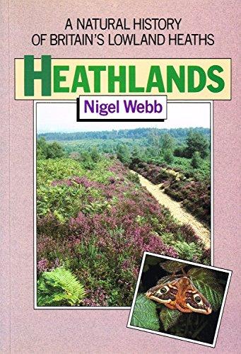 9780002194198: Heathlands (Collins New Naturalist)