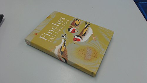 9780002194297: Finches (New Naturalist)
