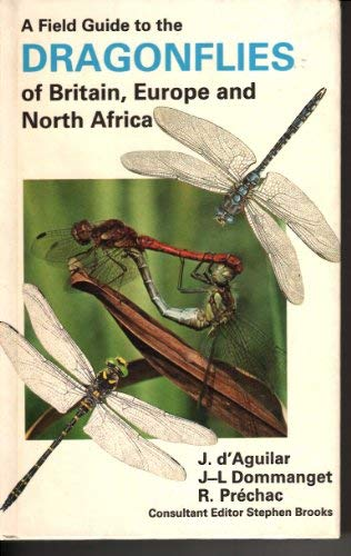 9780002194365: A Field Guide to the Dragonflies of Britain Europe & North Africa