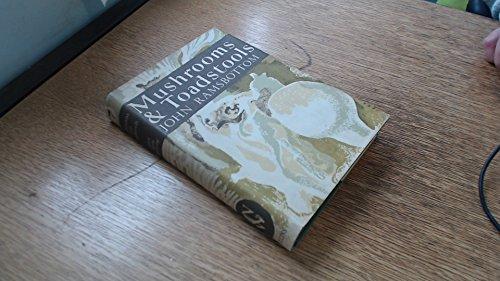 Mushrooms and Toadstools (Collins New Naturalist Series): Ramsbottom, John