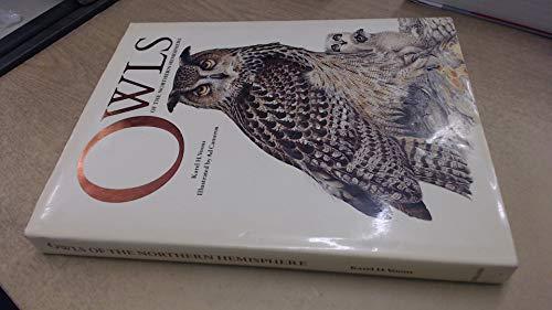 9780002194938: Owls of the Northern Hemisphere