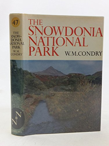9780002195256: THE SNOWDONIA NATIONAL PARK.