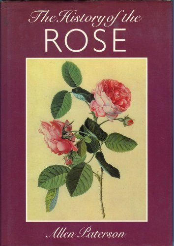 9780002195362: History of the Rose