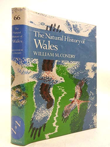 9780002195683: Natural History of Wales (Collins New Naturalist)
