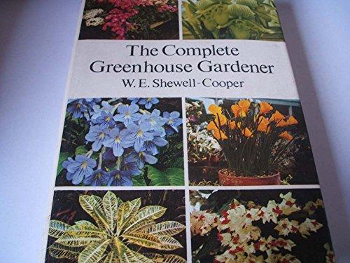 9780002195911: Complete Greenhouse Gardener
