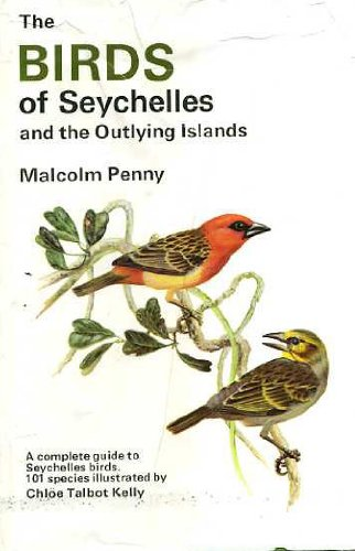 9780002196185: Birds of the Seychelles and the Outlying Islands (Collins Pocket Guide)