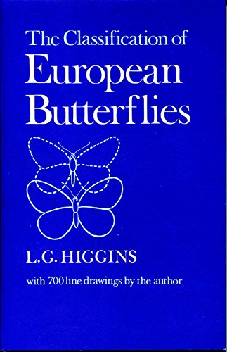 9780002196246: Classification of European Butterflies