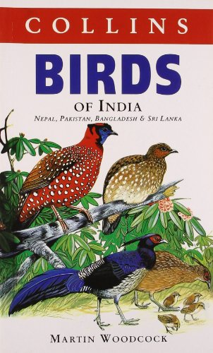 9780002197120: Collins Birds of India (Collins Pocket Guide)