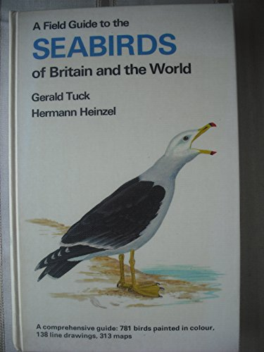 9780002197182: A Field Guide to the Seabirds of Britain and the World