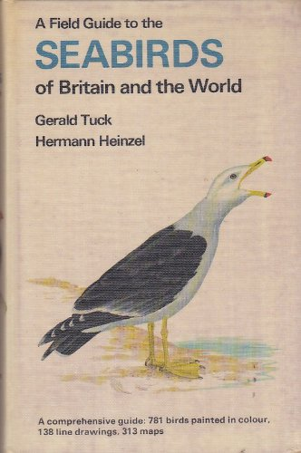 9780002197182: Field Guide to the Sea-birds of Britain and the World