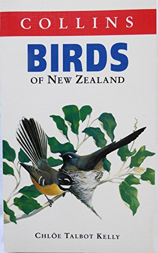 9780002197236: The Birds of New Zealand (Collins Pocket Guide)
