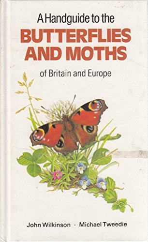 9780002197243: Handguide to the Butterflies and Moths of Britain and Europe