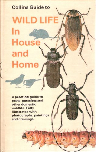 9780002197267: Collins guide to wild life in house and home