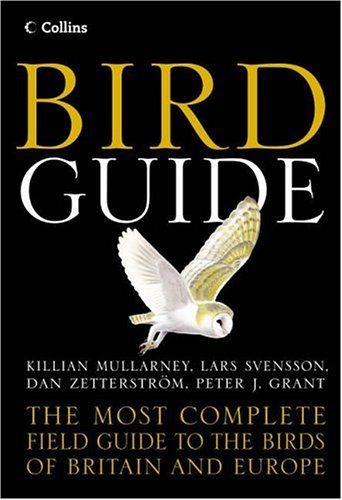 9780002197281: Collins Bird Guide: The Most Complete Guide to the Birds of Britain and Europe