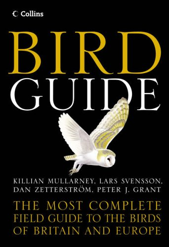 9780002197281: Collins Bird Guide: The Most Complete Field Guide to the Birds of Britain and Europe