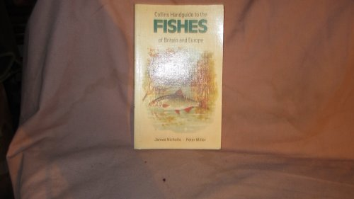 9780002197519: Handguide to the Fishes of Britain and Europe