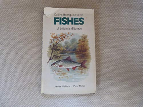 9780002197564: Collins Handguide to the Fishes of Britain and Northern Europe