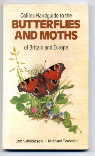 9780002197700: Handguide to the Butterflies and Moths of Britain and Europe