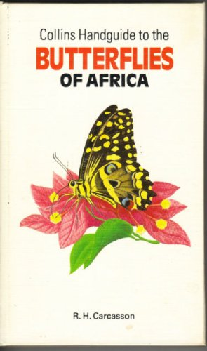 9780002197830: Handguide to the Butterflies of Africa