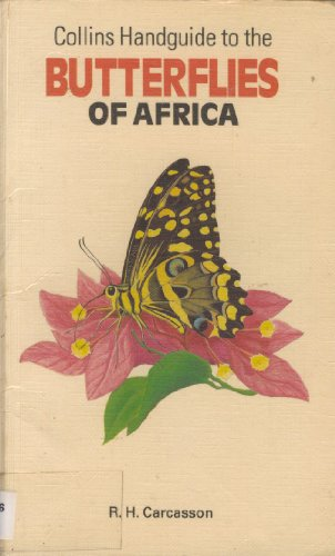 9780002197847: Handguide to the Butterflies of Africa