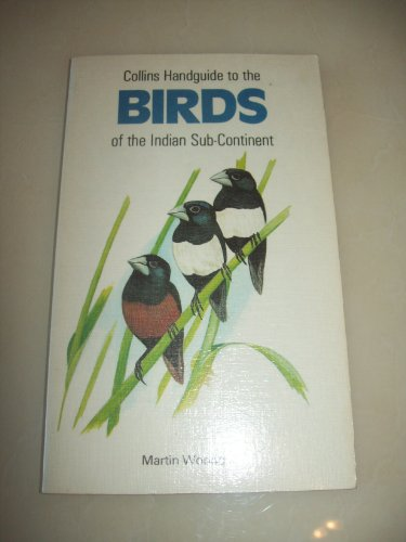 9780002197885: Handguide to the Birds of the Indian Subcontinent including India, Pakistan, Bangladesh, Sri Lanka and Nepal