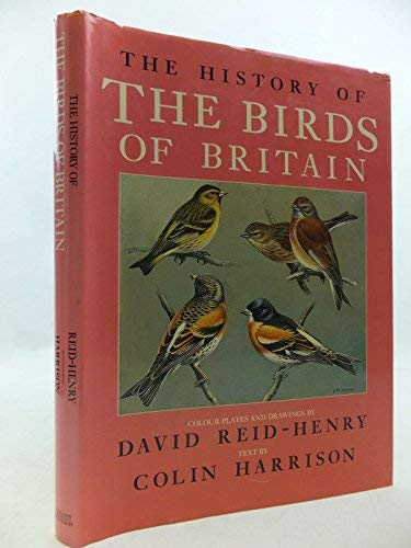The history of the Birds of Britain