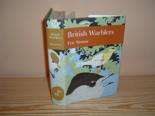 9780002198103: British Warblers (Collins New Naturalist)