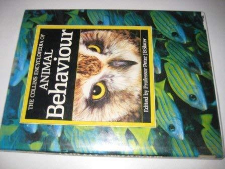 9780002198165: Encyclopaedia of Animal Behaviour (Animal Encyclopaedia)