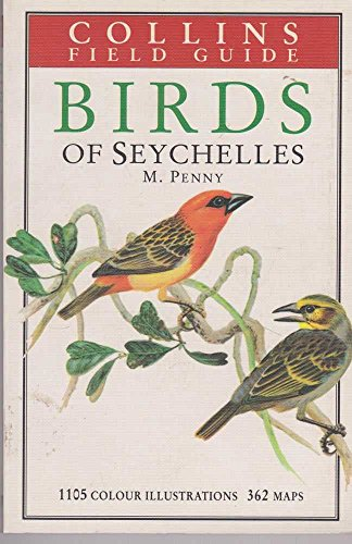 9780002198295: Birds of the Seychelles and the Outlying Islands (Collins Pocket Guide)