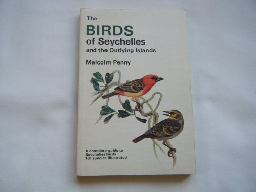 9780002198295: Collins Field Guide Birds of Seychelles (Collins Pocket Guide)