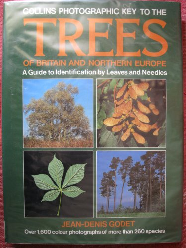 9780002198400: Photographic Key to the Trees of Britain and Northern Europe (Collins Field Guide)