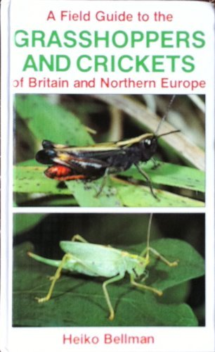 9780002198523: Field Guide to the Grasshoppers of Britain and Europe (Collins Field Guide)