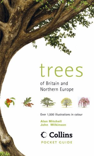 9780002198578: Trees of Britain & Northern Europe: Over 1,500 Illustrations in Colour (Collins Pocket Guide)