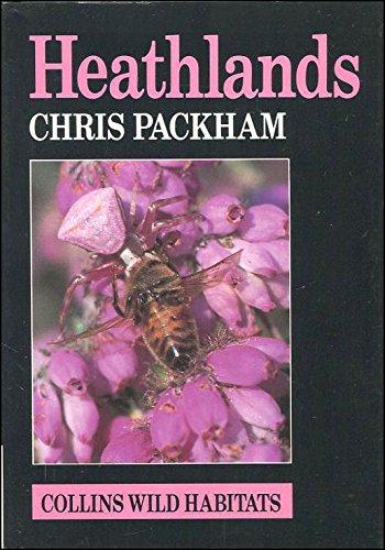 9780002198660: Heathlands (Collins Wild Habitats)