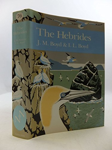 9780002198844: The Hebrides (Collins New Naturalist)