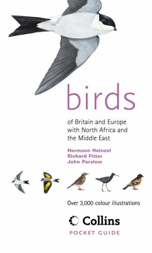 9780002198943: Birds of Britain and Europe with North Africa and the Middle East: Over 3,000 Colour Illustrations (Collins Pocket Guide)