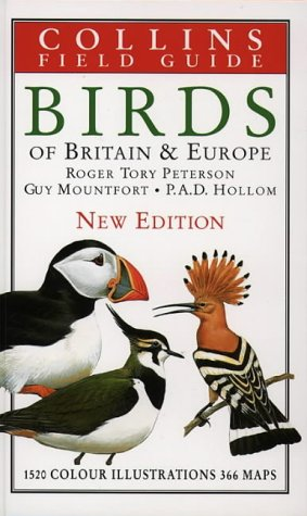 9780002199001: Collins Field Guide - Birds of Britain and Europe