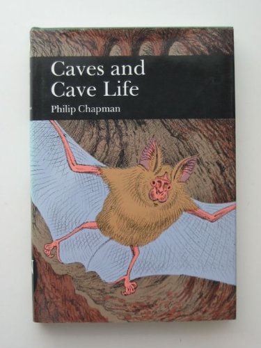 9780002199070: Caves (Collins New Naturalist)