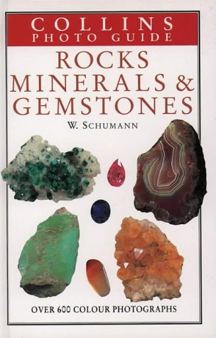 9780002199094: Collins Photo Guide to Rocks, Minerals and Gemstones (Collins Photo Guides)