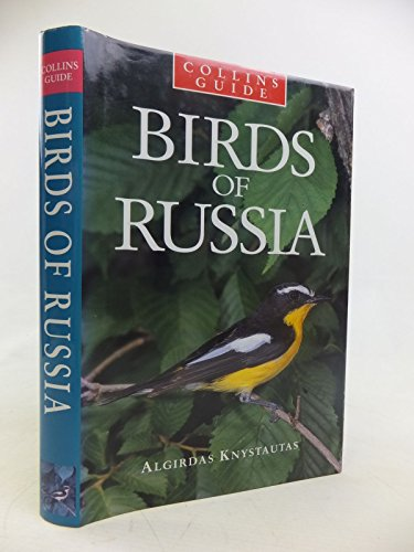 9780002199131: Collins Guide to Birds of Russia (Collins Guides)