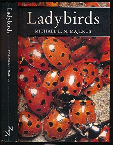Ladybirds (Collins New Naturalist): Majerus, M. E.