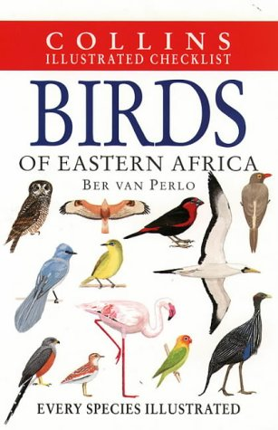 9780002199377: Birds of Eastern Africa (Illustrated Checklist) (Collins Illustrated Checklist)
