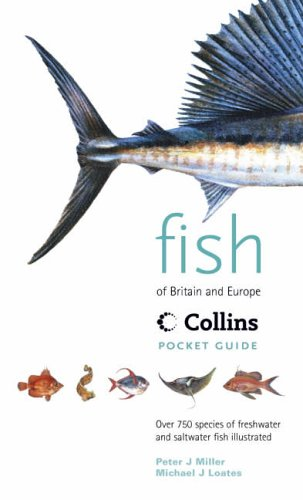 9780002199452: Fish of Britain & Europe (Collins Pocket Guide)