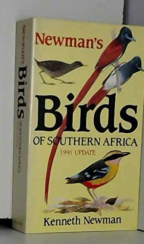 9780002199506: Newman's Birds of Southern Africa (Collins Pocket Guide)