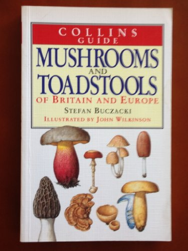 9780002199780: Collins Guide to Mushrooms and Toadstools (Collins Pocket Guide)