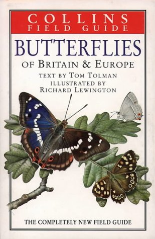 9780002199926: Butterflies of Britain & Europe (Collins Field Guide)