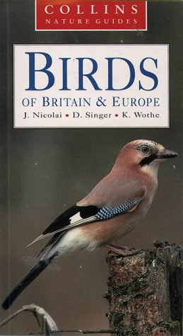 9780002199957: Collins Nature Guide - Birds of Britain and Europe