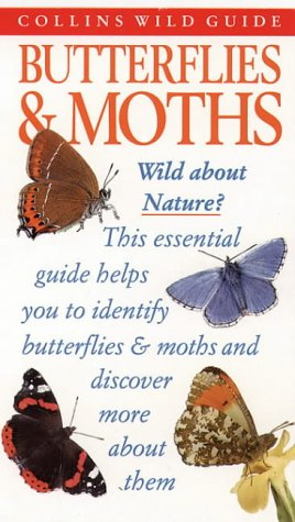 9780002200103: Butterflies & Moths of Britain and Europe (Collins Wild Guide)