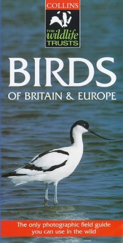 9780002200110: Birds of Britain and Europe (Collins Wildlife Trust Guides)