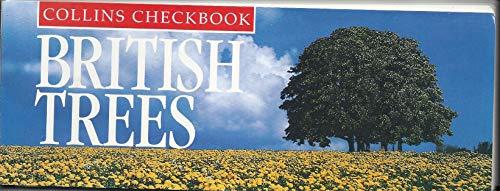 9780002200196: British Trees and Shrubs (Collins Checkbooks)